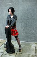 Nana Osaki: Standing Tall by IndecisiveTrollop