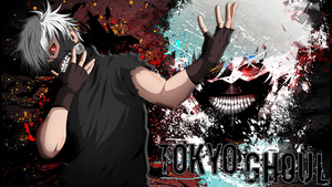 Tokyo Ghoul Wallpaper by DisinDiogo