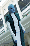 Liara T'Soni by CosplayCousins