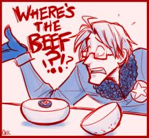 APH - Where's the Beef? by Inonibird