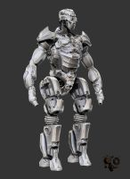Mecha Design by Bamboo-Learning
