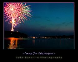 Cause for Celebration by barefootphotography
