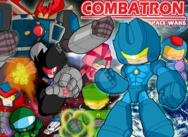 combatron space wars by duomax05