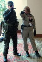 Metal Gear Solid 3 Cosplay by ACSephiroth