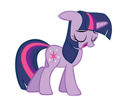 Twilight Sparkle Vector by Left2Fail