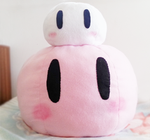 Dango Plushie by CraftCandies