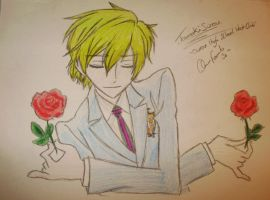 Tamaki Suou by iamkool11223