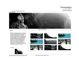 Classic photography portfolio by Crosseout