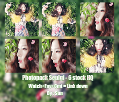 Photopack#10 : Seulgi Red Velvet : By Sun by Suncucheoo