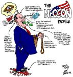 Profile of a NEOCON by Latuff2