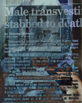 Male Transvestite Prostitute Stabbed to Death on N by johndeand