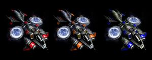 gravity booster engines by larcenciel-11