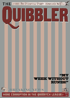 The Quibbler-in progress by greendude34