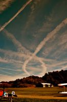 Breast Cancer Awareness Clouds by TimberClipse