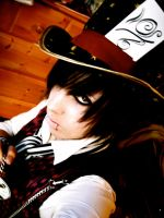 Me as MAd HAtter by Chen-X