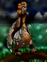 Hazel entry for a contest by Warriocat12