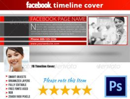 Corporate FB Timeline Cover 08 by Ruthgschultz