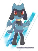 Riolu by destinal