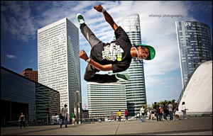tricking in paris by kennysphotography