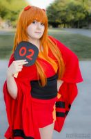 Asuka - Summer portrait by DISC-Photography