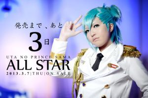 UTAPRI SAS - 3 Days by XiaoBai
