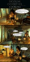 Skyrim Oddities: Cooking by Janus3003