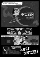 Frozen preview page 1 by ArkadeBurt