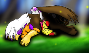 Naptime by 0particle