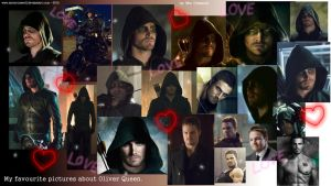 My favourite pictures about Oliver Queen by MrsCromwell