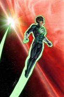 Green Lantern by JoeGrafix