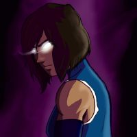 Korra in the Avatar State by Pterry3