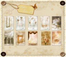 Backgrounds  Sepia  02 by flaviacabral