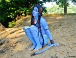 Neytiri Cosplay by UndercoverEnvy