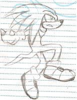 knuckles the echidna by Blaze98MMB