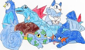 water starters by kiahl