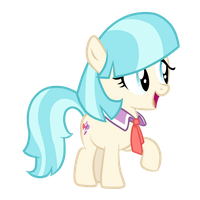 Coco Pommel Filly by Posey-11