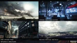 Battlefield 3 Artwork Multiplayer HD 1 by Pixero111