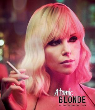 Atomic Blonde by Kot1ka