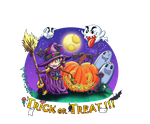 TRICK OR TREAT! by Libellchen174