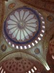 Blue Mosque ceiling by verulka