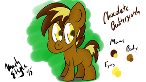 Chocolate Butterscotch by MachStyle
