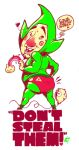 Tingle by Mr Sheldon by AshcanAllstars