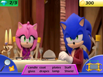 Sonamy game intherface. by fluffy11cat