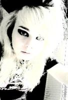 Blond emo by RBaileyx