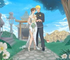 NaruTen: Marriage of Love (Full Version) by JuPMod