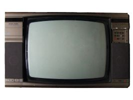 Old Tv by dazzle-textures