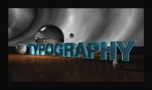 typography by bloodwrack
