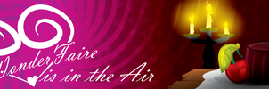 [Event Gift] Love is in the air - Warcraft (AD-EU) by Sapphyde90