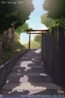 Envi 2: The Spring Gate by Carthegian