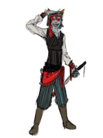 Terezi Reinissancestuck by BREAD-the-PIRATE